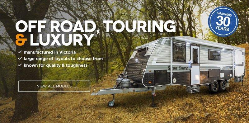 More Information - http://www.supremecaravans.com.au/off-road-caravans