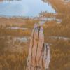 Eichorn pinnacle at sunset