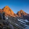 Mt Ritter at sunrise
