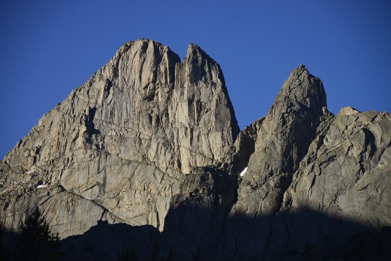 North Face of East Temple Peak