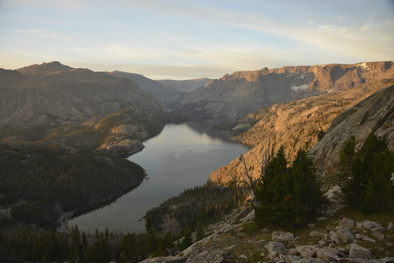Rock Climbing Photo: Ross Lake