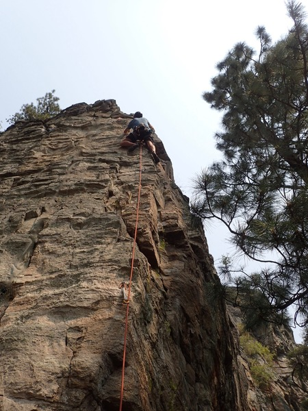 NN on the first ascent