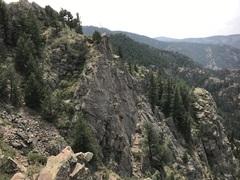Rock Climbing Photo: Tiers of Zion, Upper Tier.