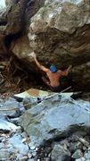 Rock Climbing Photo: Mount Tamal Tiger Turd