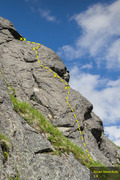Rock Climbing Photo: Broad Street Bully 5.8