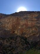 Rock Climbing Photo: Orion, Pared de la Virgen