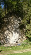 Rock Climbing Photo: Tritzmann Ged.-Wand