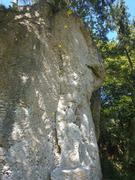 Rock Climbing Photo: Trizmann Gedenkweg