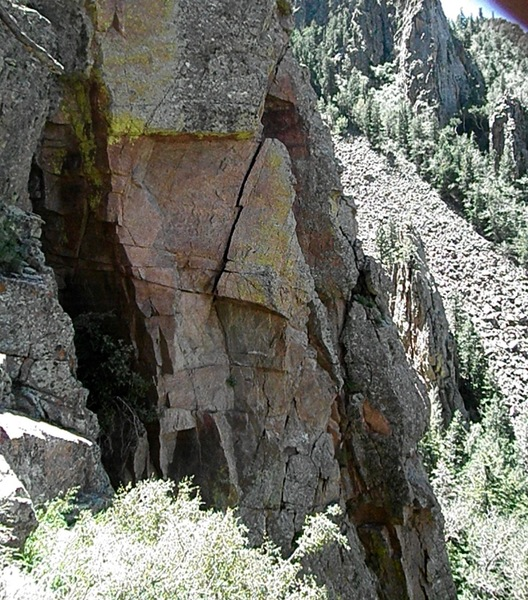 Plan B-second pitch roof