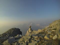 Rock Climbing Photo: SUCCESS!!