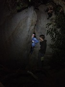 Rock Climbing Photo: big squeaking