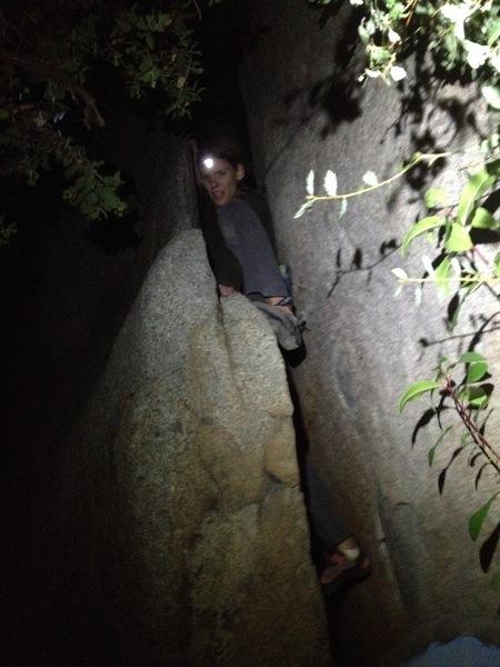 Rock Climbing Photo: Kat