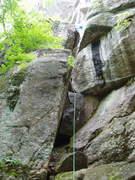 "Rock Climbing Photo: P1's ""Triple Corners"" (aka ""Triple ..."