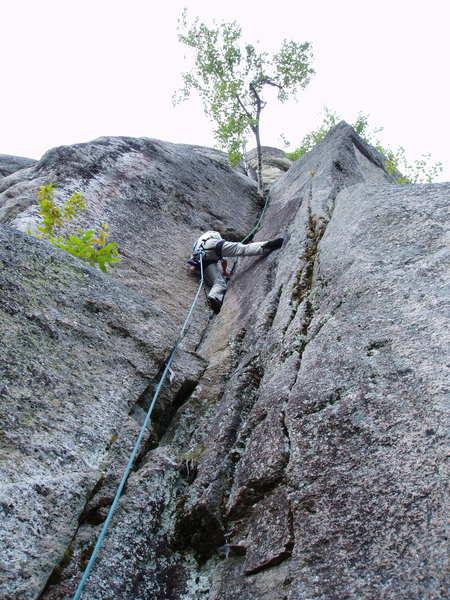 Rock Climbing Photo: S Matz on P3