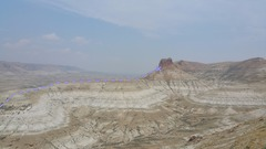 Approaching Pulpit Rock