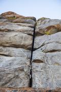 Rock Climbing Photo: Salty Dog