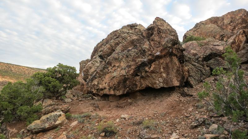 Rock Climbing Photo: Giggles Boulder.