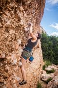 Rock Climbing Photo: Fantastic cobbles
