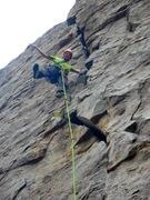 Rock Climbing Photo: Bomber jams!
