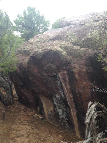 Rock Climbing Photo: Forman