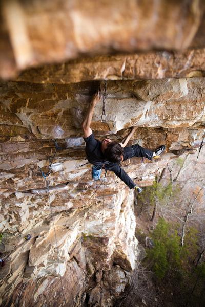 Rock Climbing Photo: Stealth 13a