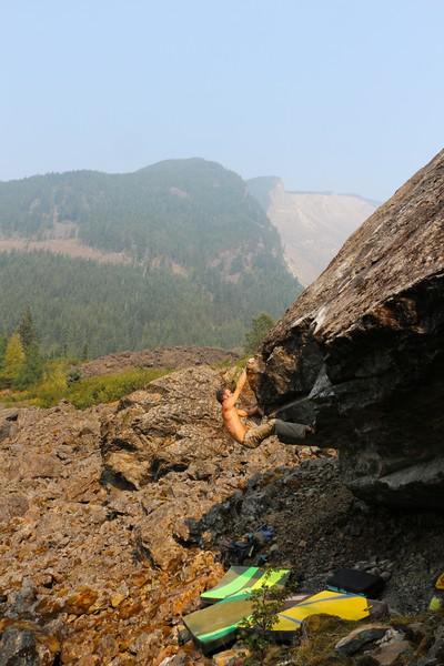 Rock Climbing Photo: The Fridge