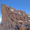Crooks Peak (Day Needle) - WNW Edge - upper part