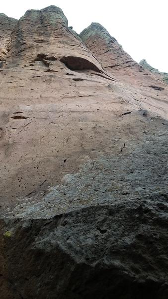 Rock Climbing Photo: march madness