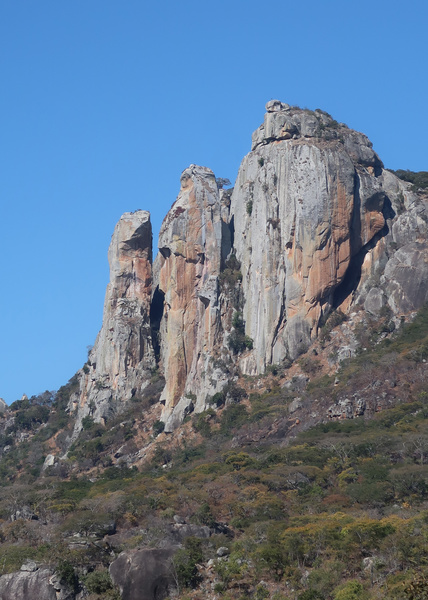 banje pinnacles