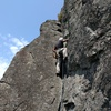 First half (or 3/4th) of first pitch of Zig Zag