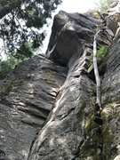 Rock Climbing Photo: another view of this fun crack