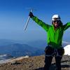Mt. Baker summit!
