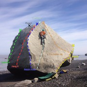Rock Climbing Photo: Pretty