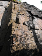 Rock Climbing Photo: I like to see the route with a rope in it for &quo...