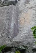 Rock Climbing Photo: Karmic Kickback