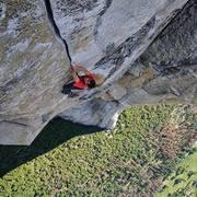 Rock Climbing Photo: Photo Credit: Jimmy Chin