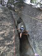 Rock Climbing Photo: Cyril