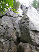 Rock Climbing Photo: Jacob's Ladder