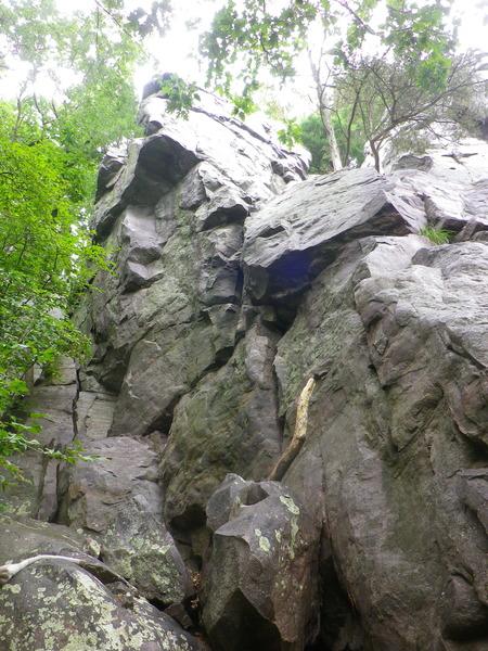 Rock Climbing Photo: Pork Loin Variation