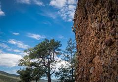 "Rock Climbing Photo: ""Pirates of the Carabiner"", El Rito, NM...."