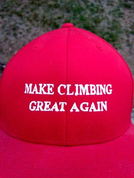 Make Climbing Great Again