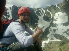 Rock Climbing Photo: Top of Petit