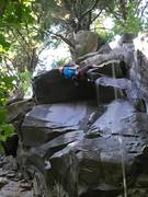 Rock Climbing Photo: Getting buffaloed...