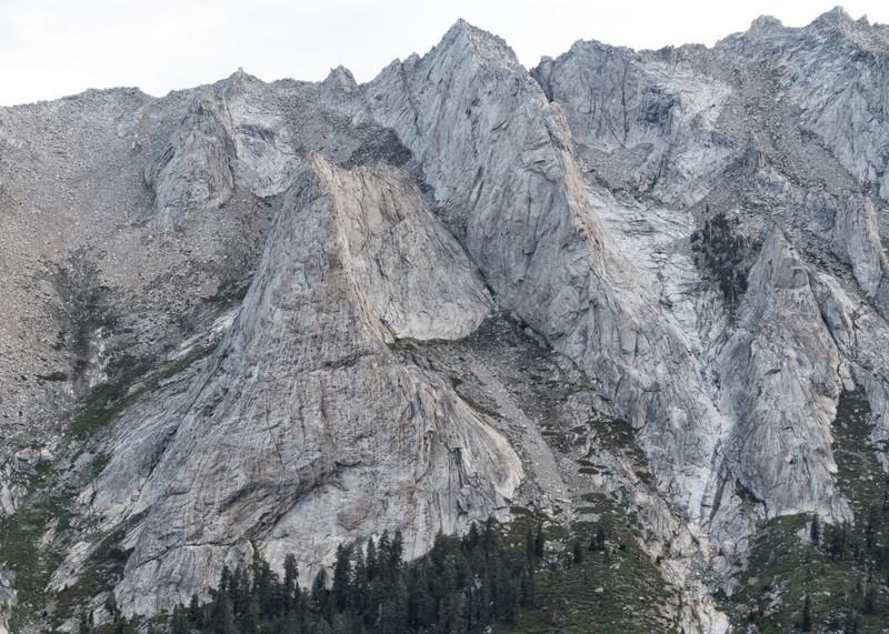 Prism and Saber Ridge