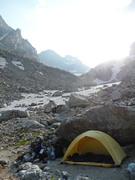 Rock Climbing Photo: Meadows Camp