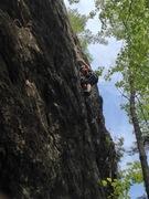 Rock Climbing Photo: L. Halupowski TRing Vic's Strut
