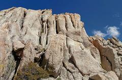 Rock Climbing Photo: S face of N peak of the Impala