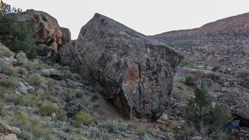 Bubba Ho Tep Boulder.