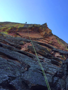 Rock Climbing Photo: Seal Rock Rap