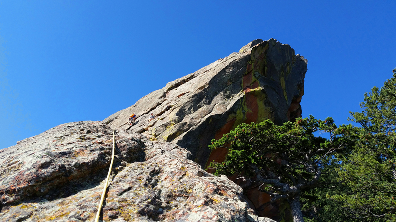 Seal Rock Summit Pitches